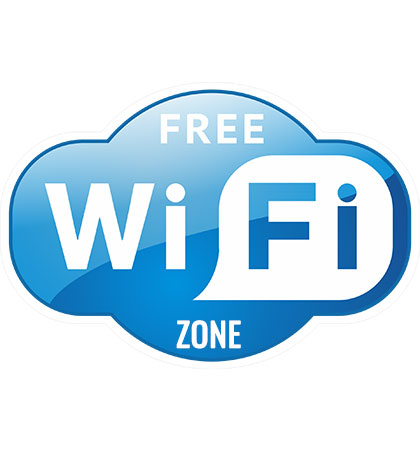 Свободный доступ WiFi